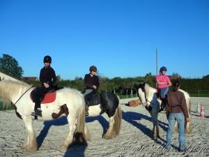 Stage Yoga/Equitation au domaine de Firfol