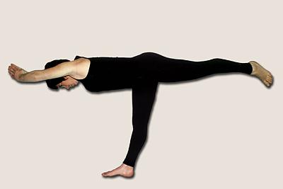 Yoga traditionnel au sol