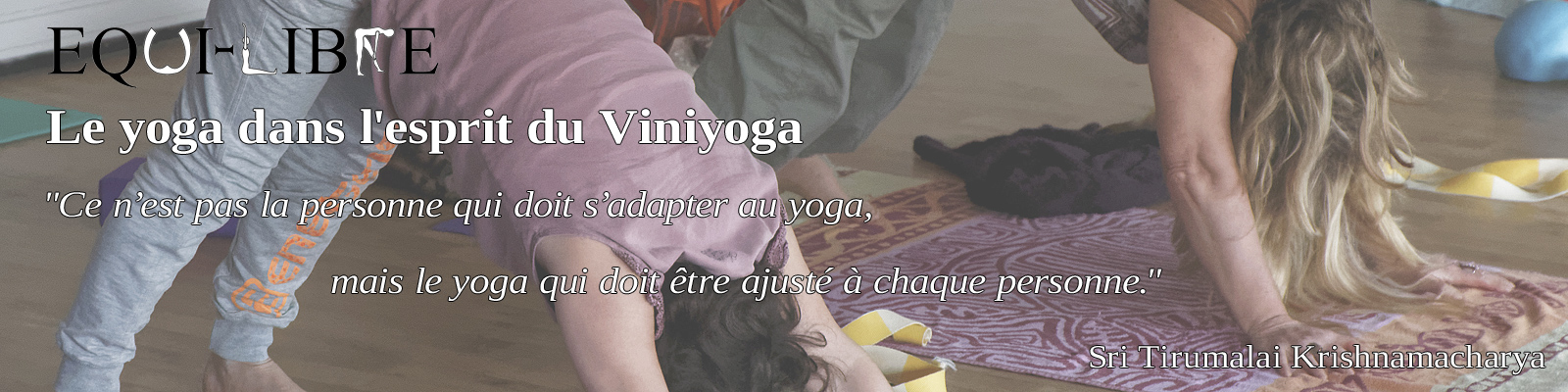 Association de yoga Equi-Libre