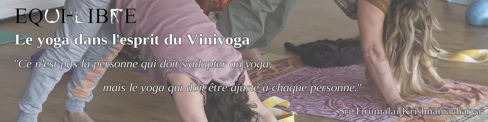 Association de yoga Equi-Libre